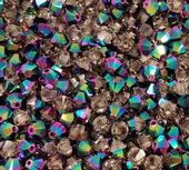 6mm SWAROVSKI® ELEMENTS Scarabaeus Xilion Beads - 25 crystals for jewellery making, beadwork and craft